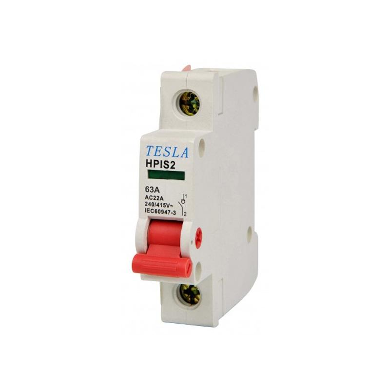 Main Switch 1 Pole